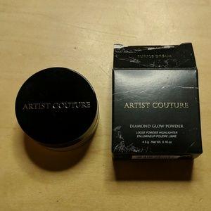 Artist Couture Makeup - Artist Couture Diamond Glow Powder Purple Dream